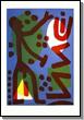 A.R. Penck Grafiken